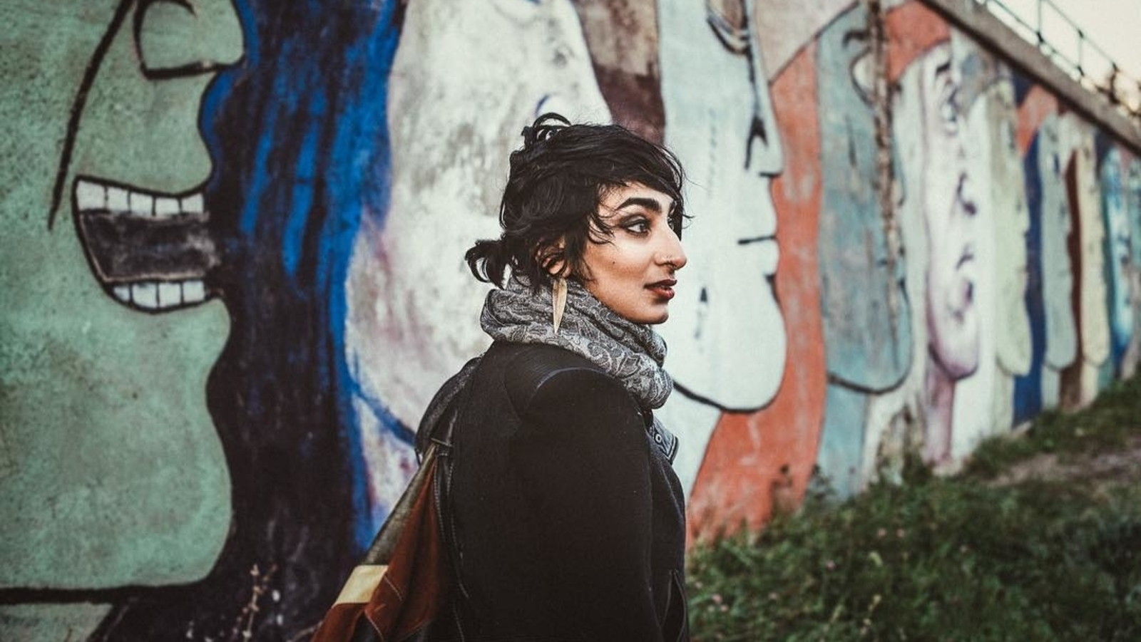 """How Fatimah Asghar Got Out Of Her Own Head To Create """"Brown Girls"""""""